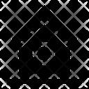 Birdhouse Icon