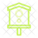 Tree House Home Spring Icon