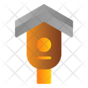 Birdhouse House Bird Icon