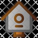 Birdhouse Nest Spring Icon