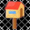 Birdhouse Bird Home Bird Coop Icon