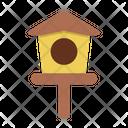 Birdhouse Bird House Bird Home Icon