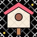 Birdhouse Bird Box Icon