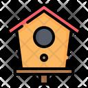 Birdhouse Bird House Icon