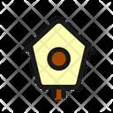 Birdhouse Nestbox Bird Icon