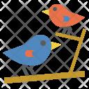 Birds Poultry Pet Icon