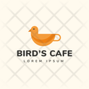 Birds Cafe Icon