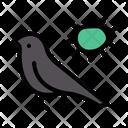 Birds Disease Infection Icon