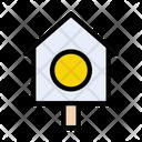 Birds House Icon