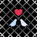 Birds Love Icon