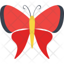Birdwing Fly Insect Icon