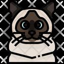 Birman Cat Cat Cat Face Icon