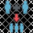 Birth Population Reincarnation Icon