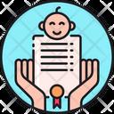Birth Certificate Birth Certificate Icon