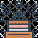Birthday Decoration Event Icon