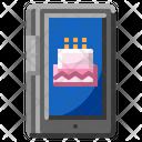 Advertising Announcement Birthday Announcement Icon