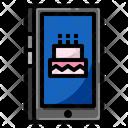 Birthday Announcement Icon