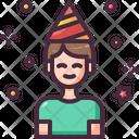 Birthday Boy Birthday Cake Birthday Icon