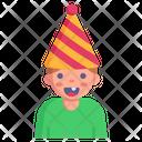 Birthday Boy Icon