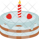Birthday Cake Cream Icon