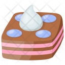 Creamy Birthday Bar Icon