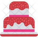 Birthday Cake Cake Sweet Icon