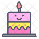 Birthday Cake Cake Birthday Icon