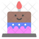 Birthday Cake Cake Birthday Icon