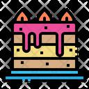 Cake Birth Day Icon