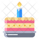 Acake Birthday Cake Celebration Icon
