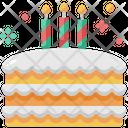 Birthday Cake Birthday Cake Icon