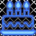 Birthday Cake Cake Dessert Icon