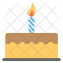 Celebration Baking Cake Icon
