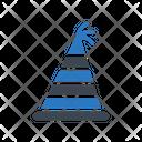 Cap Party Birthday Icon