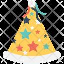 Birthday Cap Party Icon