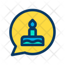 Birthday Chat Icon