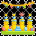 Birthday Decoration Birthday Celebration Birthday Icon