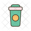 Birthday Drink Take Away Cup Cup Icon