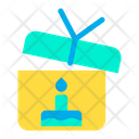 Birthday Gift Icon