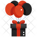 Birthday Gift Icon