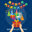 Giving Give Box Icon