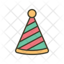 Birthday Hat Hat Birthday Celebration Icon