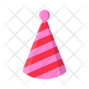 Party Hat Birthday Hat Party Icon
