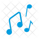 Music Party Birthday Icon