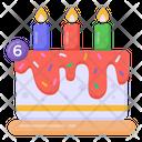 Celebration Notification Birthday Notification Birthday Alarm Icon
