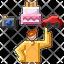 Birthday Organization Icon
