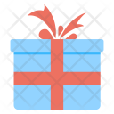 Present Gift Wrapped Icon