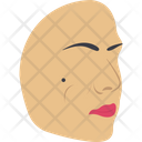 Birthmark Mark Mole Icon