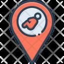 Birthplace Icon