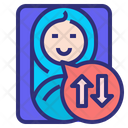 Birthrate Birth Rate Icon